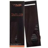 Poze Standard Tape On Extensions - 52g Midnight Brown 1B - 40cm