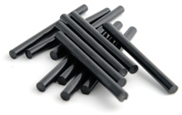 Keratinwax sticks #Black - 12pcs