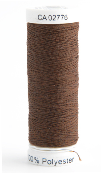 Polyester Thread #Brown