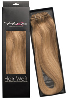 Poze Standard Natural Hairweft - 110g Brown Ashblonde Mix 10B/8B - 50cm