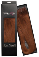 Poze Standard Natural Hairweft - 110g Copper Fusion 7K - 50cm