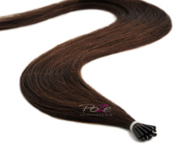 Poze Standard Magic Tip Extensions Dark Espresso Brown 2B - 50cm