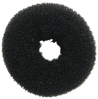 Hair Bun - 23cm Black