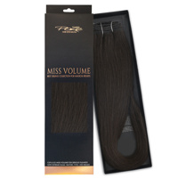 Poze Standard Clip & Go Miss Volume - 220g Midnight Brown 1B - 55cm