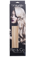 Poze Standard Wire & Clip Extensions - 130g Sunkissed Beige 12NA/10B - 50cm