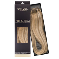 Poze Premium Hair Weft - 110g Ash Mix 8A/10NV - 50cm