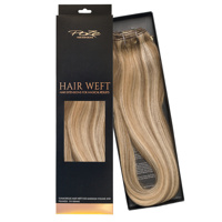 Poze Standard Hairweft - 110g Ash Mix 8A/10NV - 60cm