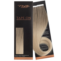 Poze Standard Tape On Extensions - 52g Ash Mix Balayage 8A/10NV - 50cm