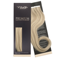 Poze Premium Tape On Hair Extensions - 52g Sensation Blonde 10NV/10V - 50cm