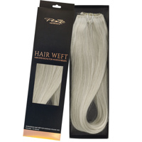 Poze Standard Natural Hairweft - 110g Titanium Blonde 10AS - 50cm