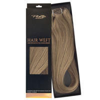 Poze Standard Hairweft - 110g Light Ash Brown 8A - 50cm