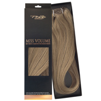 Poze Standard Clip & Go Miss Volume - 220g Light Ash Brown 8A - 55cm