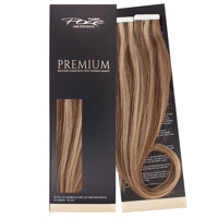 Poze Premium Tape On Hair Extensions - 52g Sandy Brown Mix 10B/7BN - 50cm