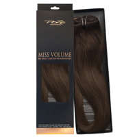 Poze Standard Clip & Go Miss Volume - 220g Chocolate Brown 4B - 55cm